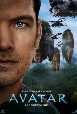 Постер фильма Аватар: Создание мира Пандоры (2010)