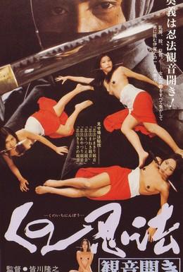 Постер фильма Хроники династии ниндзя (1991)