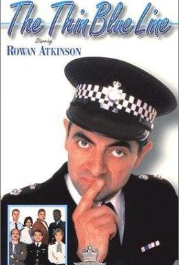 Постер фильма Тонкая голубая линия (1995)
