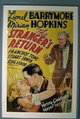 Постер фильма Возвращение незнакомки (1933)