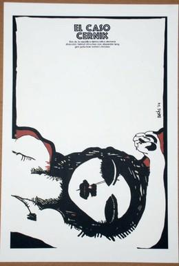 Постер фильма Дело об убийстве Церник (1972)