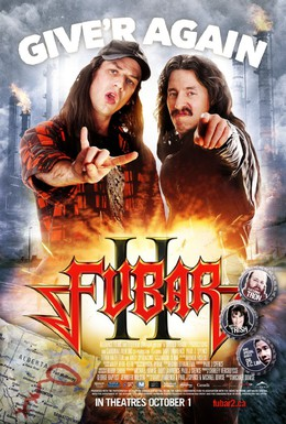 Постер фильма Фубар 2 (2010)