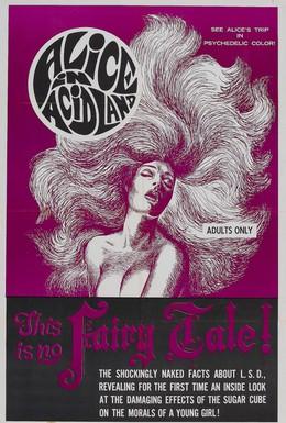 Постер фильма Алиса в стране кислоты (1969)