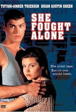 Постер фильма Она сражалась в одиночку (1995)