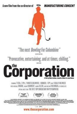 Постер фильма Корпорация (2003)