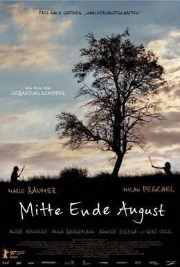 Постер фильма Однажды в августе (2009)