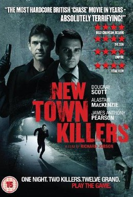 Постер фильма Новые киллеры города (2008)