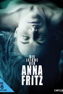Постер фильма Труп Анны Фритц (2015)