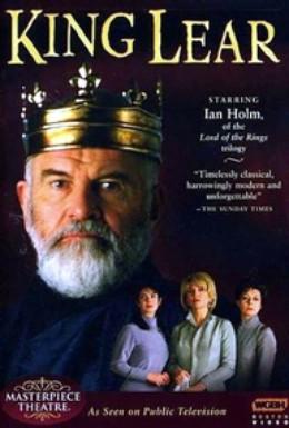 Постер фильма Король Лир (1998)