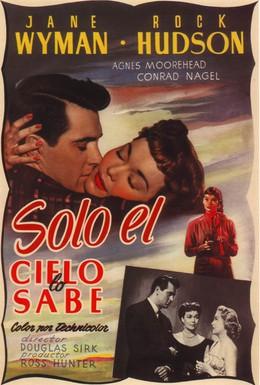 Постер фильма Все, что дозволено небесам (1955)