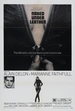 Постер фильма Девушка на мотоцикле (1968)