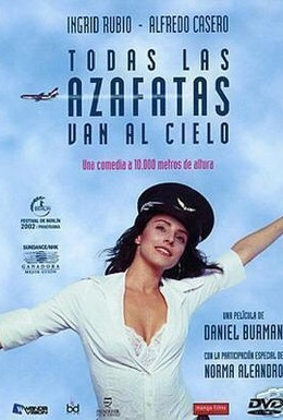 Постер фильма Все стюардессы попадают на небеса (2002)