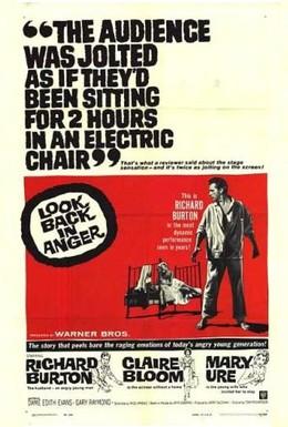 Постер фильма Оглянись во гневе (1959)