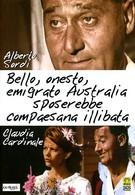 Красивый, честный эмигрант в Австралии хотел бы жениться на девушке-соотечественнице (1971)