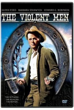 Постер фильма Жестокие люди (1955)