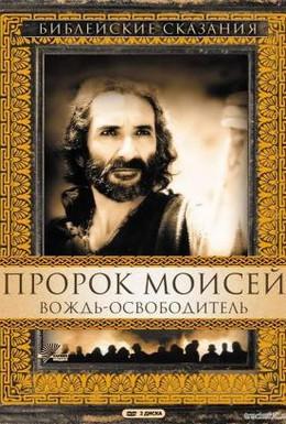 Постер фильма Пророк Моисей: Вождь-освободитель (1995)