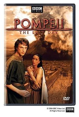 Постер фильма BBC: Последний день Помпеи (2003)