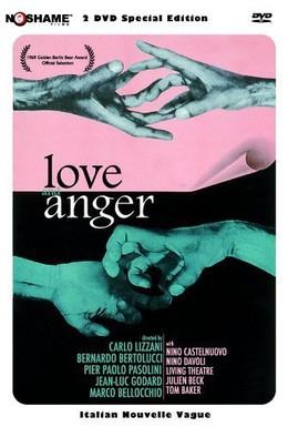 Постер фильма Любовь и ярость (1969)
