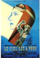 Небо принадлежит вам (1944)