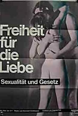 Постер фильма Свобода любви (1969)