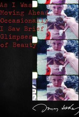 Постер фильма Двигаясь вперед, иногда я видел краткие проблески красоты (2000)