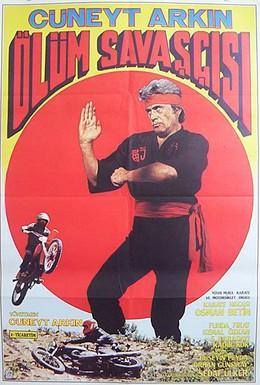 Постер фильма Воин смерти (1984)