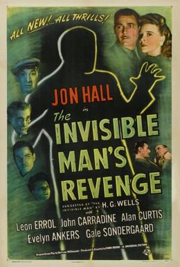Постер фильма Месть человека-невидимки (1944)
