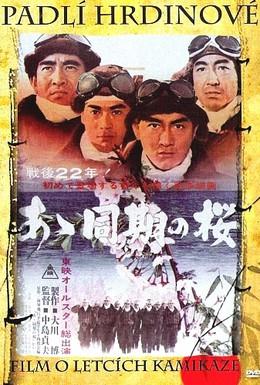 Постер фильма Дневники камикадзе (1967)