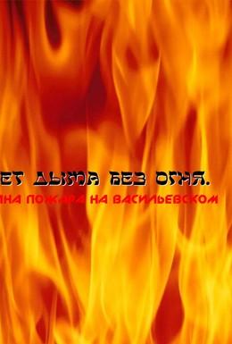 Постер фильма Нет дыма без огня. Тайна пожара на Васильевском (2008)
