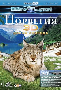 Постер фильма Норвегия 3D: Дикая природа (2013)