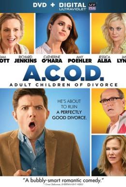 Постер фильма Взрослые дети развода (2013)