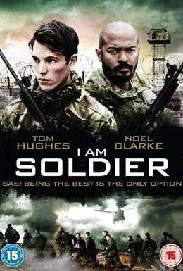 Постер фильма Я солдат (2014)