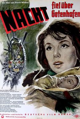 Постер фильма Ночь над Готенхафеном (1960)