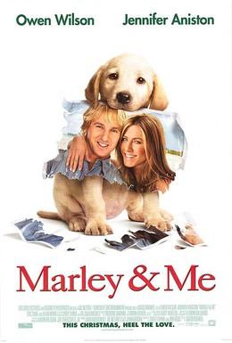 Постер фильма Марли и я (2008)