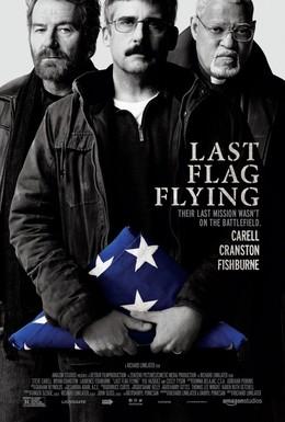 Постер фильма Последний взмах флага (2017)