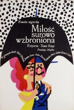 Постер фильма Любить воспрещается (1966)