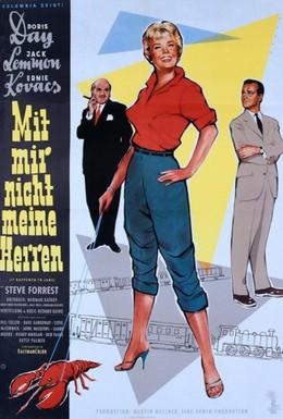 Постер фильма Это случилось с Джейн (1959)