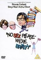 Никакого секса, пожалуйста, мы британцы (1973)
