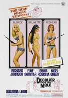 Беспощаднее мужчин (1967)