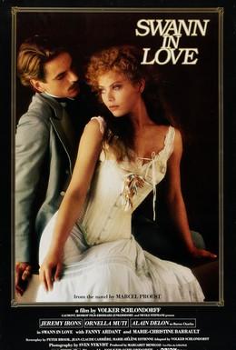 Постер фильма Любовь Свана (1984)