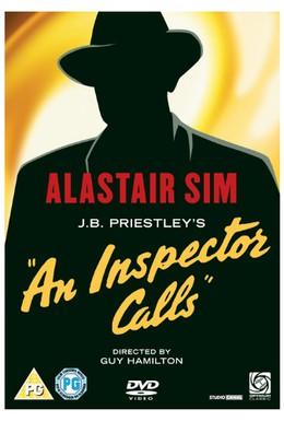 Постер фильма Визит инспектора (1954)