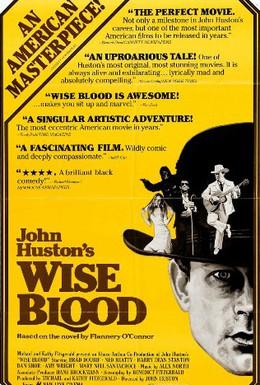 Постер фильма Мудрая кровь (1979)