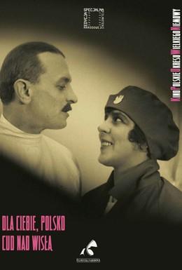 Постер фильма Чудо над Вислой (1921)