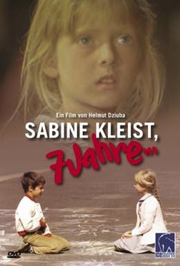 Постер фильма Сабина Клейст, 7 лет (1982)