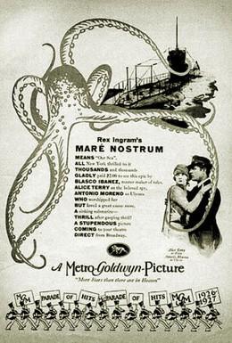 Постер фильма Наше море (1926)