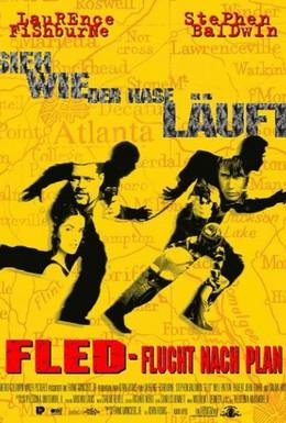 Постер фильма Беглецы (1996)