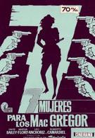 Семь женщин МакГрегоров (1967)