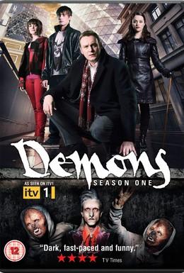 Постер фильма Демоны (2009)