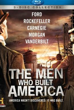 Постер фильма Люди, построившие Америку (2012)
