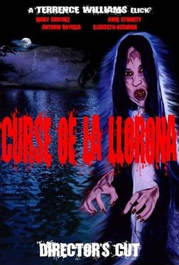 Постер фильма Река: Легенда Ла Лорона (2006)